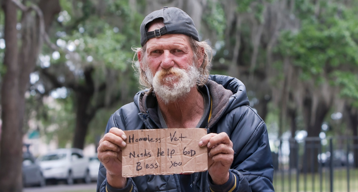 PODCAST: For Every Homeless Person, There Was a Point Much Earlier Where They Could Have Been Helped